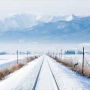 train_ski